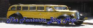 blog tour bus banner