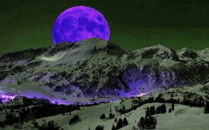 blue moon mountain