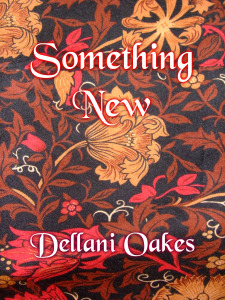 Something New second cover