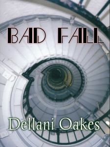 bad fall cover with lighthouse