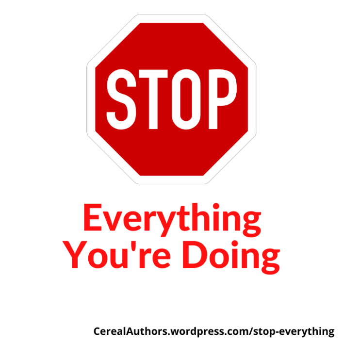 Everything You're Doing